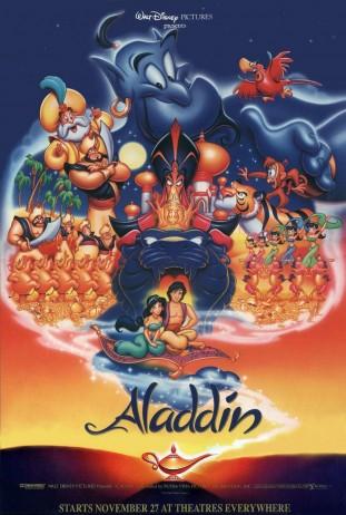 Aladdin 1992 filmas
