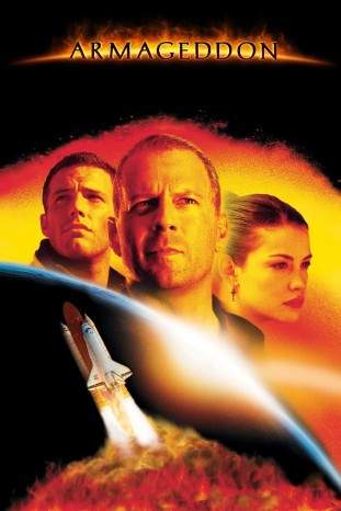 Armageddon 1998 filmas