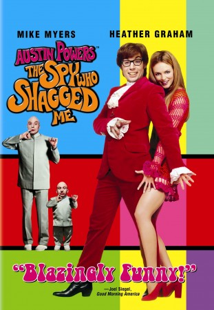 Austin Powers The Spy Who Shagged Me 1999 filmas