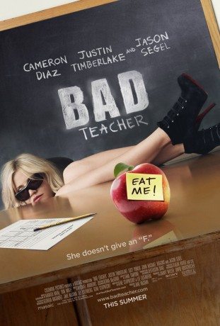 Bad Teacher 2011 filmas