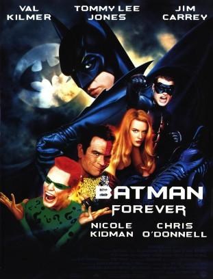 Batman Forever 1995 filmas