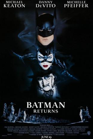 Batman Returns 1992 filmas