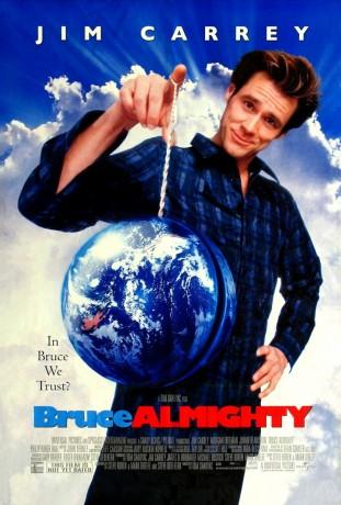 Bruce Almighty 2003 filmas