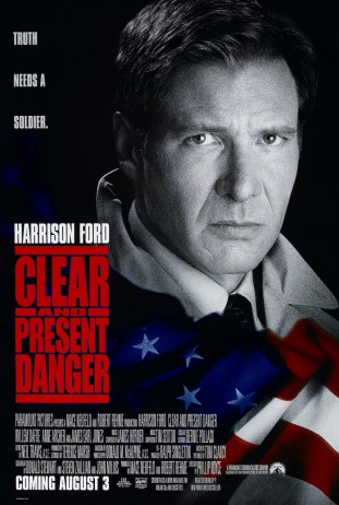 Clear and Present Danger 1994 filmas