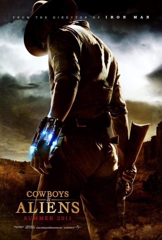 Cowboys & Aliens 2011 filmas