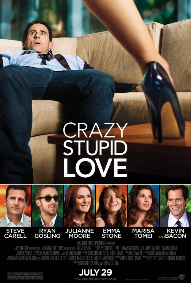 Crazy Stupid Love 2011 filmas