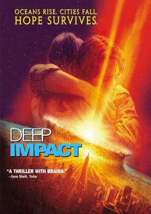 Deep Impact 1998 filmas