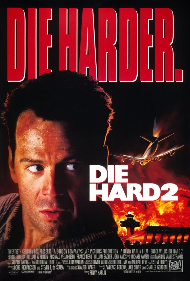 Die Hard 2 1990 filmas