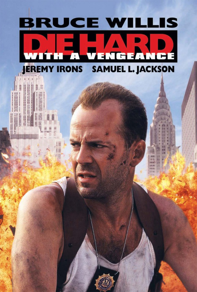 Die Hard With a Vengeance 1995 filmas