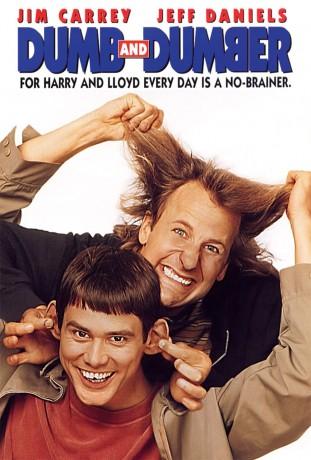 Dumb & Dumber 1994 filmas