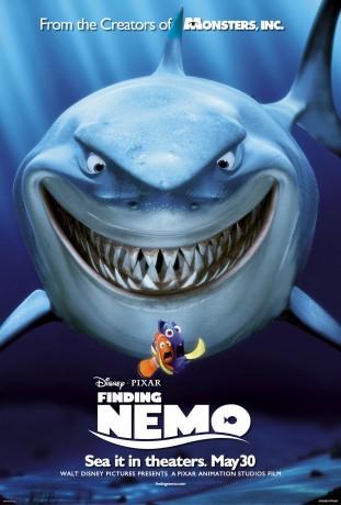 Finding Nemo 2003 filmas
