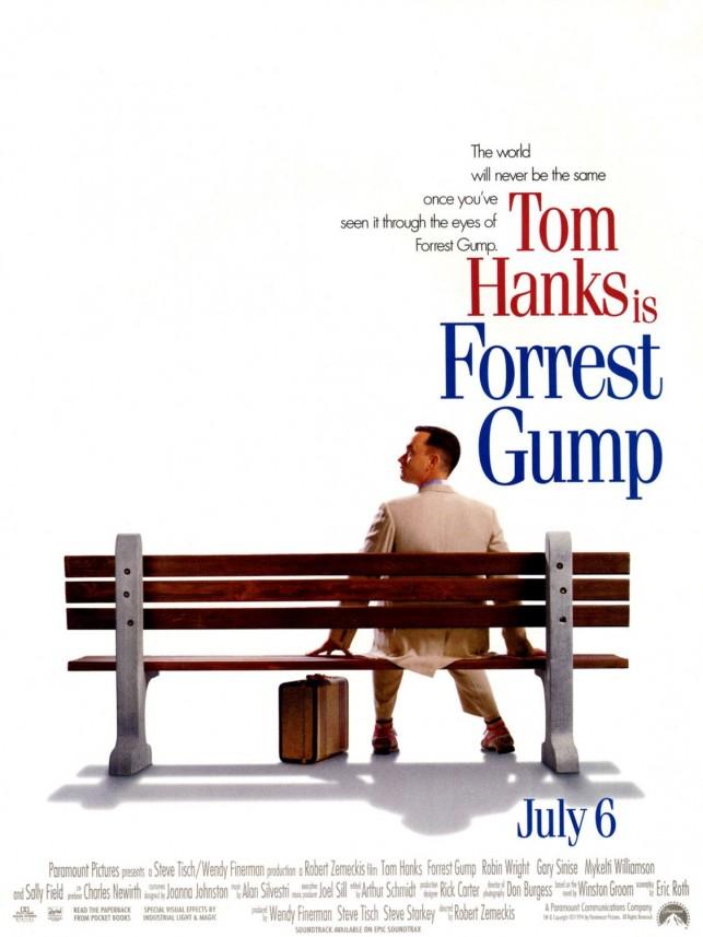 Forrest Gump 1994 filmas