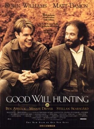 Good Will Hunting 1997 filmas