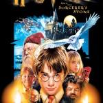 Haris Poteris ir išminties akmuo / Harry Potter and the Sorcerer's Stone