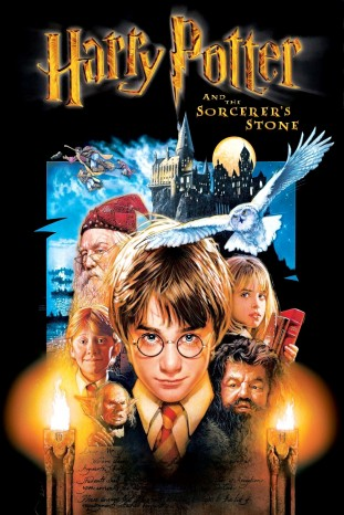Harry Potter and the Sorcerers Stone 2001 filmas