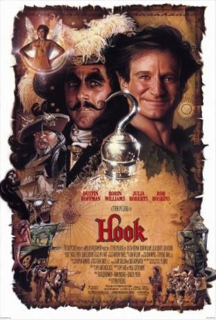 Hook 1991 filmas