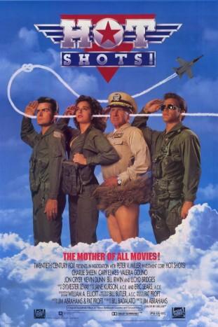 Hot Shots 1991 filmas