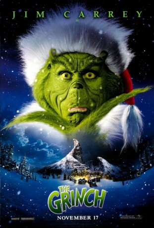 How the Grinch Stole Christmas 2000 filmas
