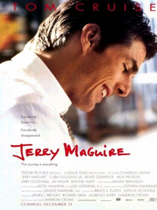 Jerry Maguire 1996 filmas
