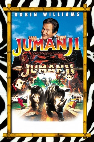 Jumanji 1995 filmas