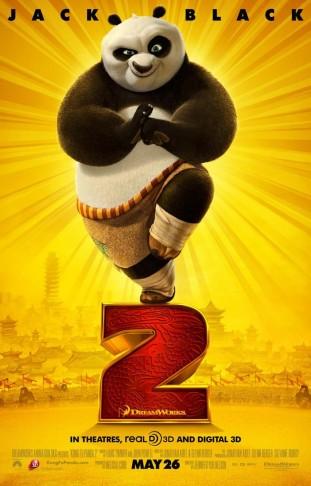 Kung Fu Panda 2 3D 2011filmas