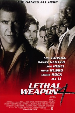Lethal Weapon 4 1998 filmas