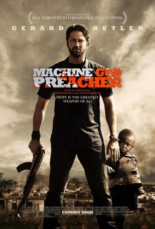 Machine Gun Preacher 2011 filmas