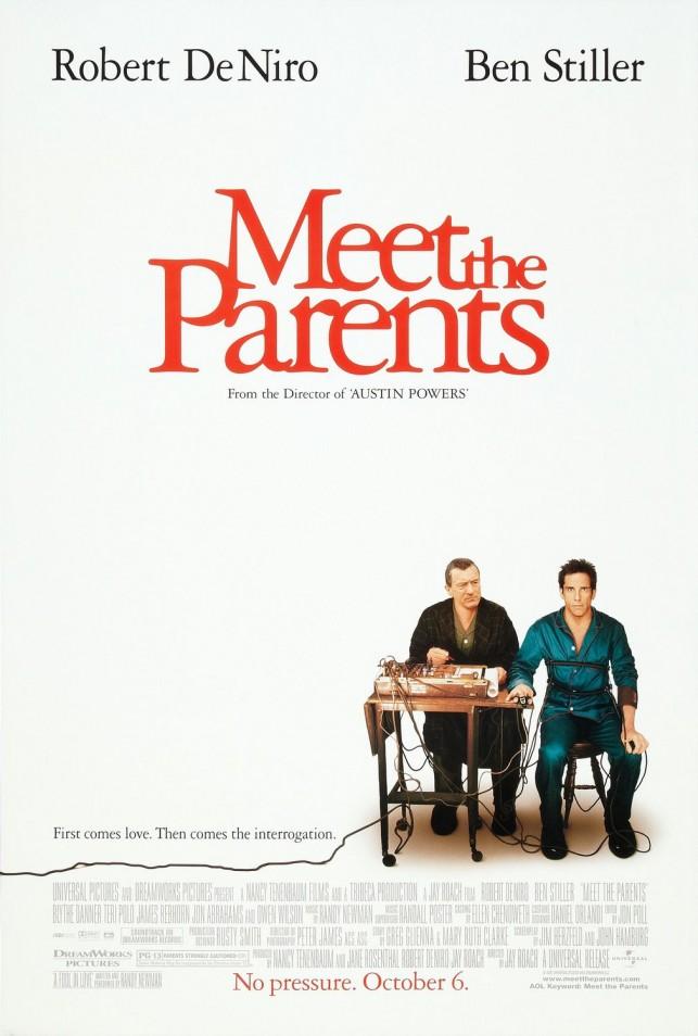 Meet the Parents 2000 filmas