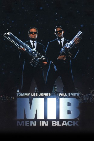 Men in Black 1997 filmas