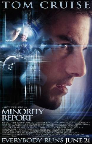 Minority Report 2002 filmas