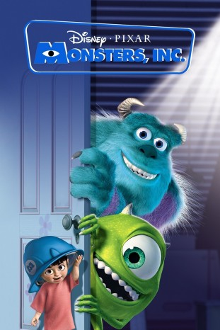Monsters Inc 2001 filmas