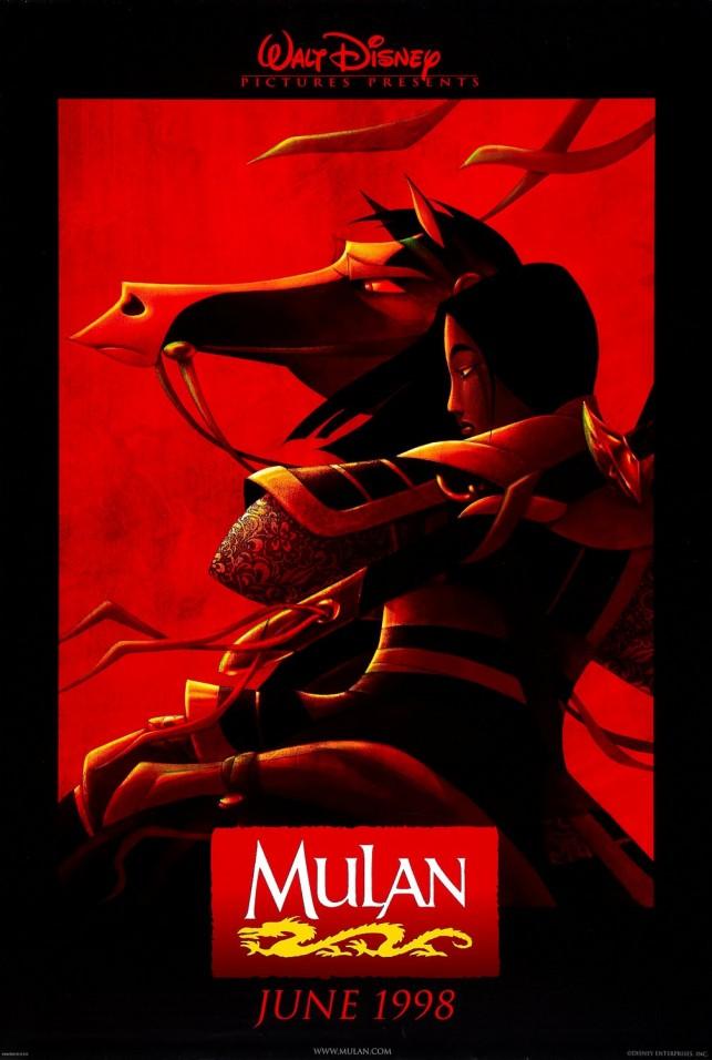 Mulan 1998 filmas