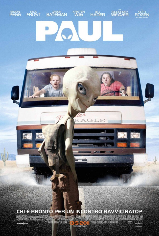 Paul 2011 filmas