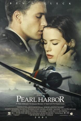 Pearl Harbor 2001 filmas