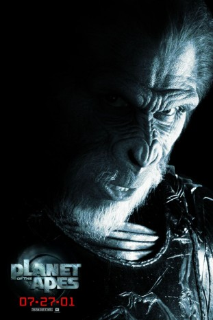 Planet of the Apes 2001 filmas