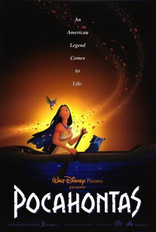 Pocahontas 1995 filmas