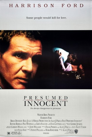 Presumed Innocent 1990 filmas