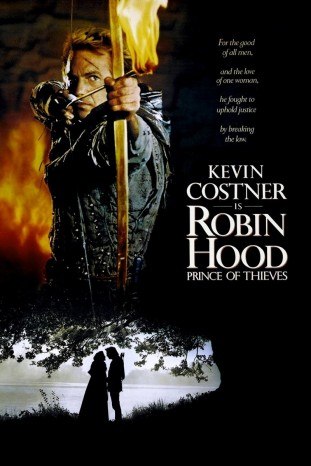 Robin Hood Prince of Thieves 1991 filmas