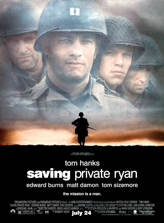Saving Private Ryan 1998 filmas
