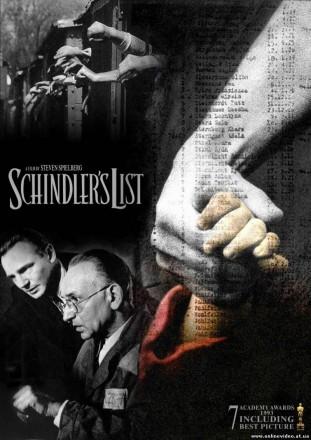 Schindlers List 1993 filmas
