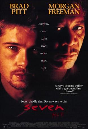 Se7en 1995 filmas