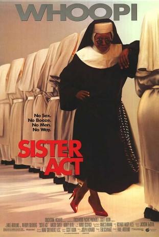 Sister Act 1992 filmas