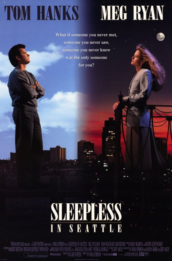 Sleepless in Seattle filmas