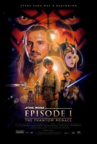Star Wars Episode 1 1999 filmas