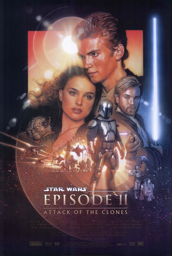 Star Wars Episode 2 2002 filmas