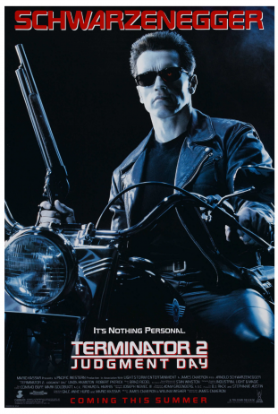 Terminator 2 Judgment Day 1991 filmas