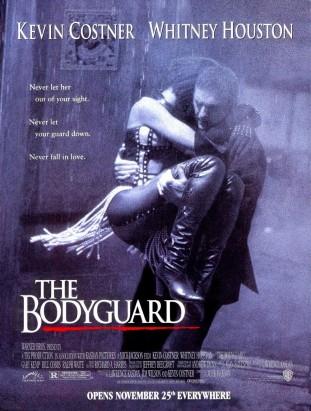 The Bodyguard 1992 filmas