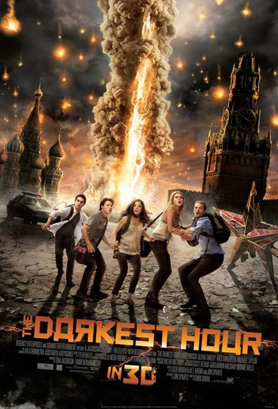 The Darkest Hour 3D 2011 filmas