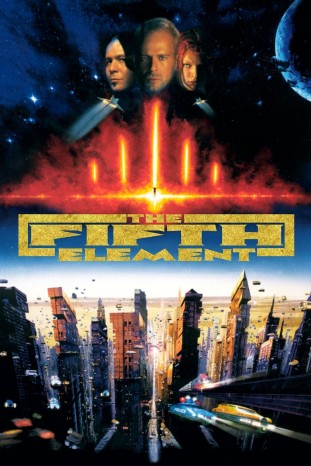 The Fifth Element 1997 filmas