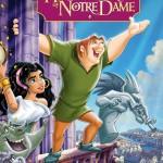 Paryžiaus katedros Kurpius / The Hunchback of Notre Dame